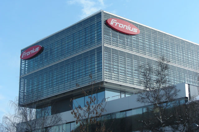 Fronius Energy-Tower